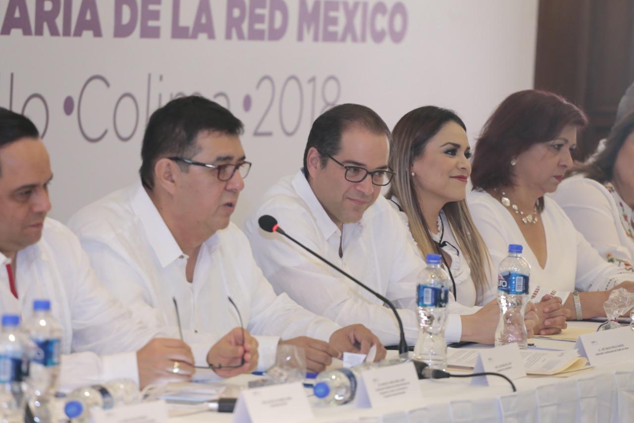 Inician los trabajos de la XXVII Asamblea de la Red México