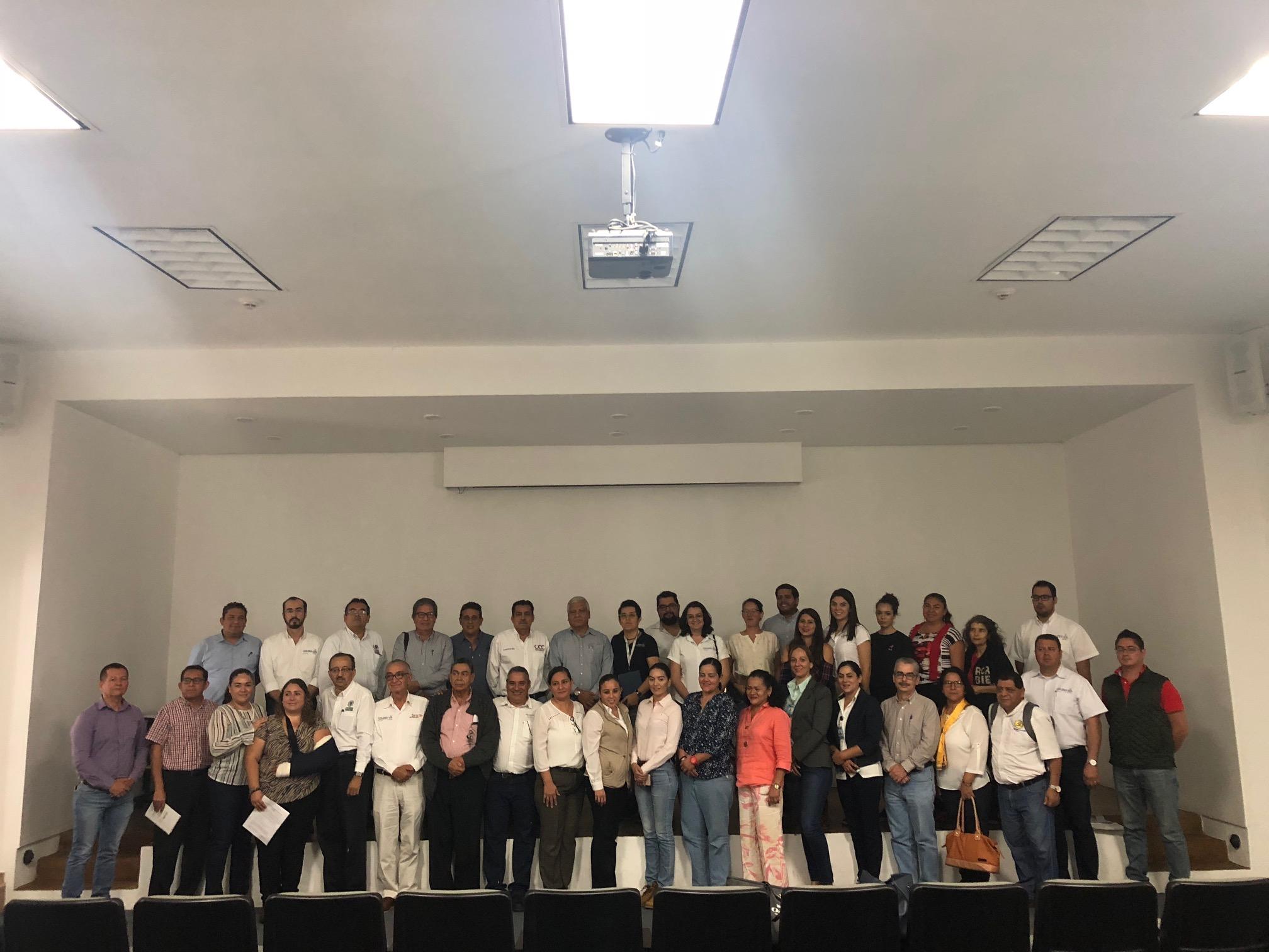 Se celebra la cuarta sesión del consejo consultivo ambiental de Colima