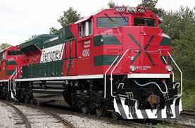 Gestiona el Gobernador la salida del tren de la ciudad de Colima