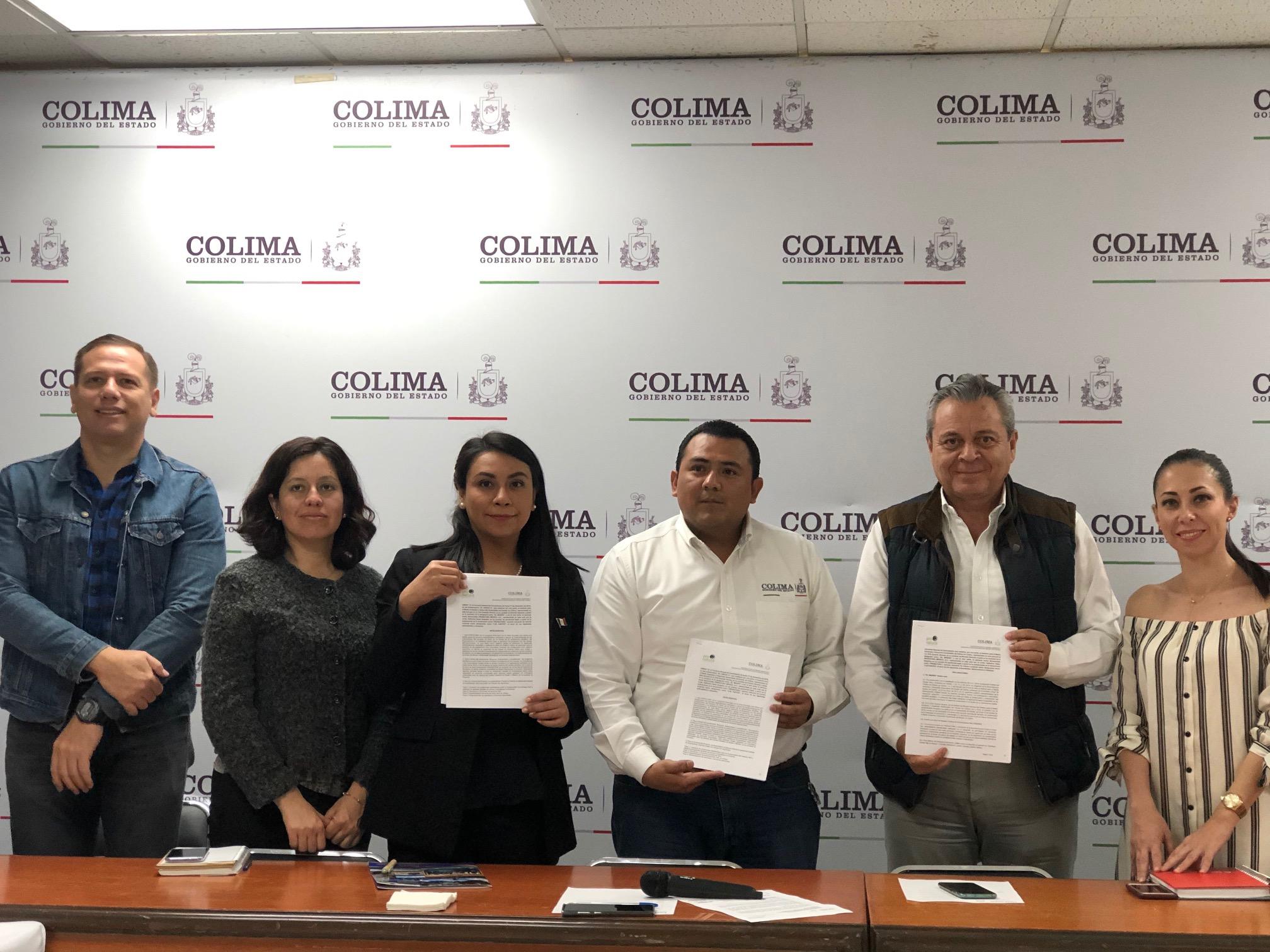 Se celebra la 2da sesión ordinaria del Consejo Estatal para la Mitigación y Adaptación Ante los Efectos del Cambio Climático del Estado de Colima