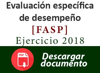 EvaluacionDesempeñoFASP2018