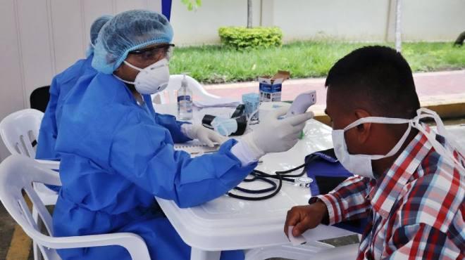Se confirman como positivos  548 casos a Covid-19 en Colima