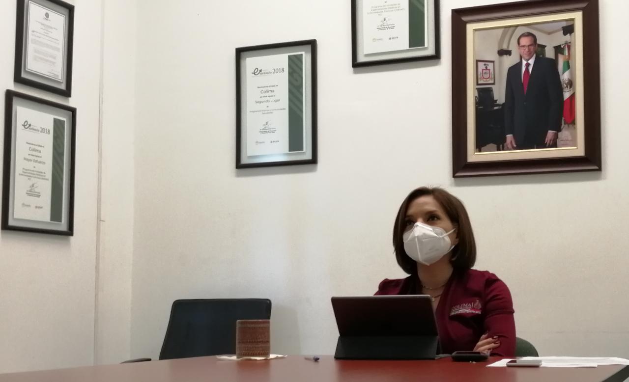 Colima, en coordinación con la Estrategia Nacional contra las Adicciones: Salud