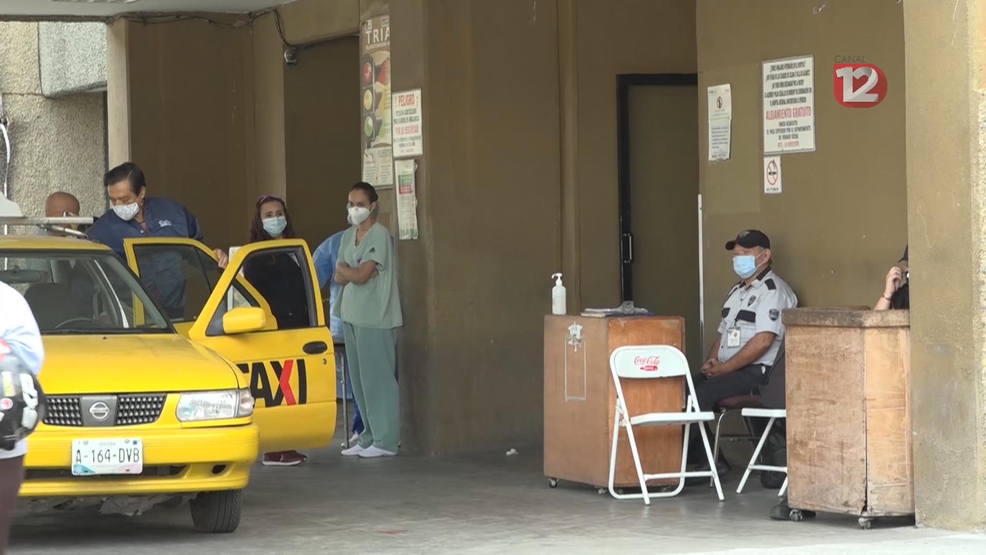 La pandemia en colima no es un caso menor; el índice de positividad es del 50%: secretaría de salud.